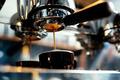 Preparing cup of cappuccino - PhotoDune Item for Sale