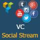 Visual Composer - Social Streams - CodeCanyon Item for Sale