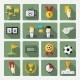Soccer Icons Set - GraphicRiver Item for Sale