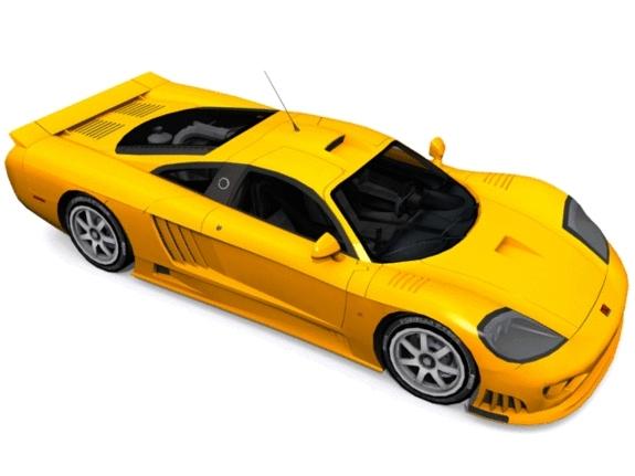 Saleen S7 - 3DOcean Item for Sale