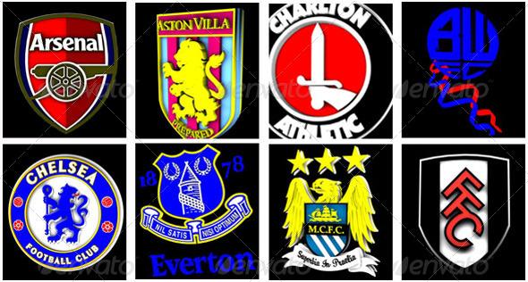 3DOcean Premiership Logos 141666