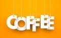Coffee word - PhotoDune Item for Sale