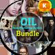 Oil Paint Photoshop Action Bundle - GraphicRiver Item for Sale
