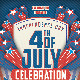 4th of July Poster - GraphicRiver Item for Sale