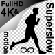 Super Slow And Slow Motion  Running  - VideoHive Item for Sale