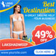 Holiday Vacations Web Banners - GraphicRiver Item for Sale