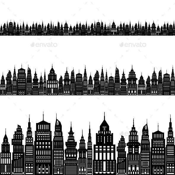 GraphicRiver Modern Big City 11476454