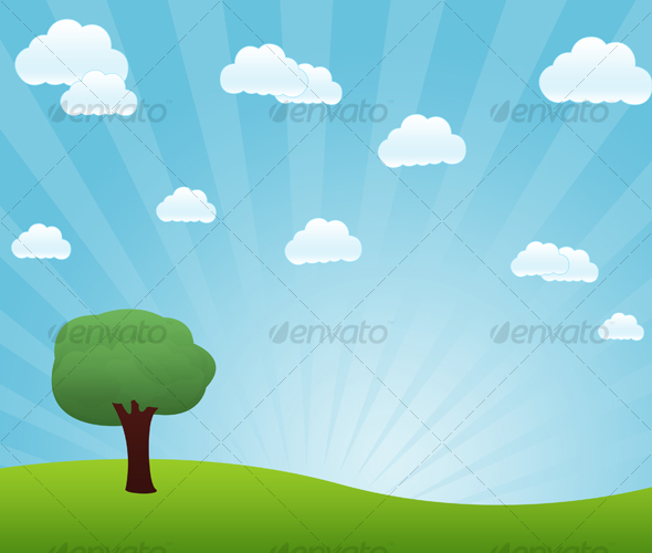 Landscape View - Nature Backgrounds