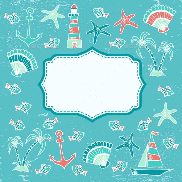 GraphicRiver Traveling Pattern 11476774