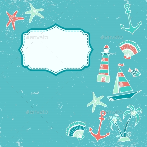 GraphicRiver Traveling Pattern 11476776