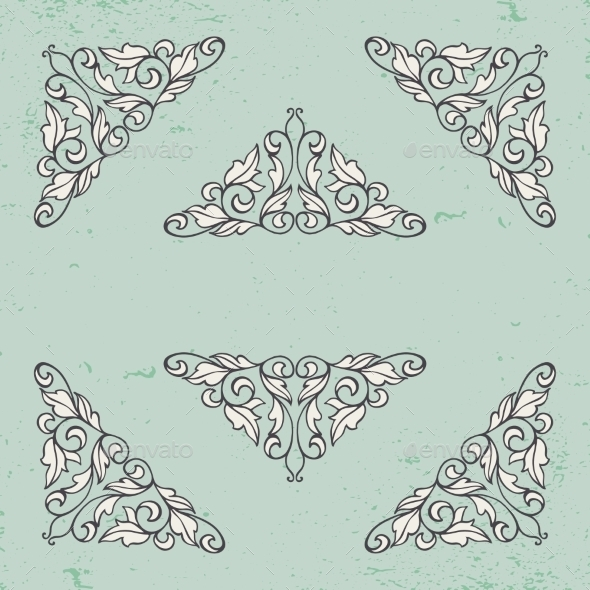 GraphicRiver Vintage Pattern 11476785
