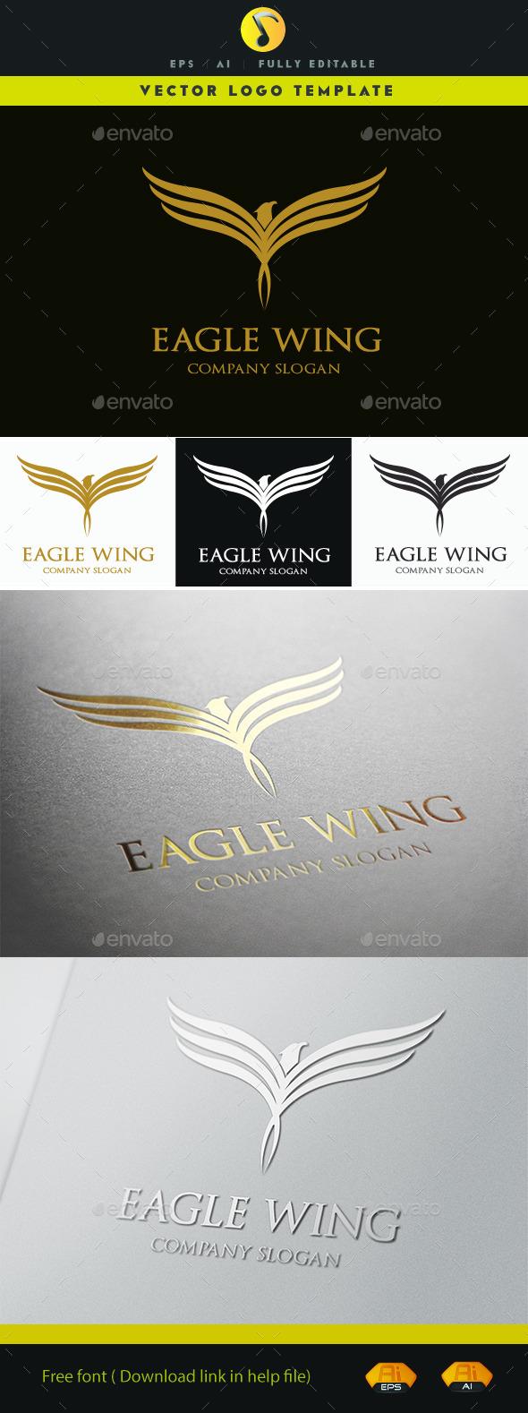 GraphicRiver Eagle Wing 11476910