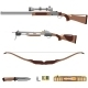 Set of Hunting Weapons - GraphicRiver Item for Sale