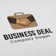 Business Deal Logo - GraphicRiver Item for Sale