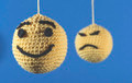 Knitted emoticons - PhotoDune Item for Sale