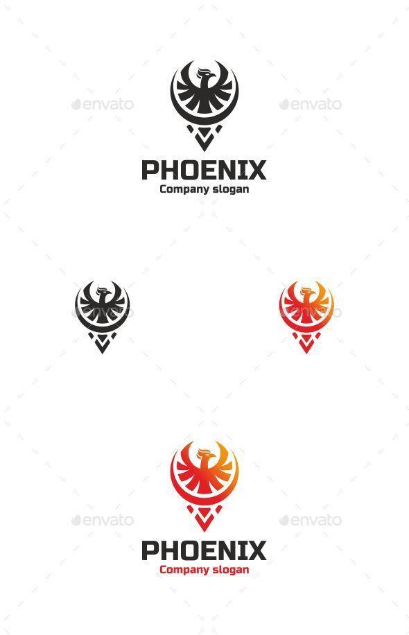 GraphicRiver Phoenix 11478603