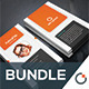 Personal Business Cards Bundle - GraphicRiver Item for Sale