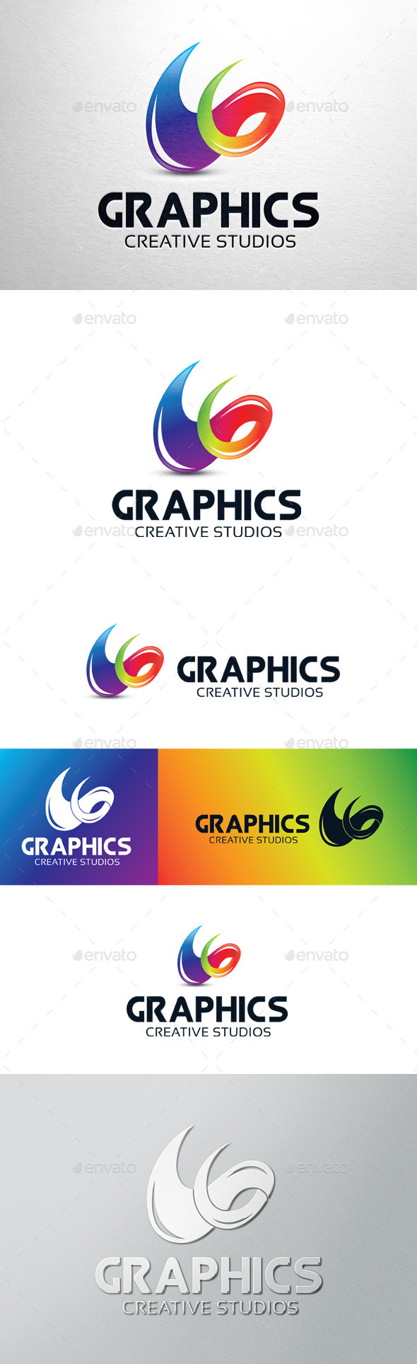 GraphicRiver Abstract Graphics Logo 11478899