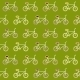 Seamless Background With Hand Drawn Bikes - GraphicRiver Item for Sale