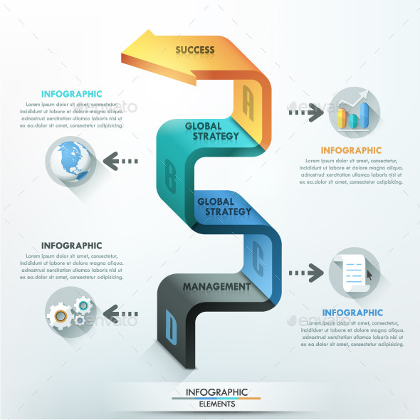 GraphicRiver Modern Infographic Options Template 11480797