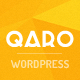 Qaro - Responsive Multi-Purpose WP Theme