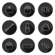 Set Of Simple Icons With Japanese Cuisine Objects - GraphicRiver Item for Sale
