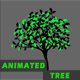 Animated tree with falling leafs - ActiveDen Item for Sale