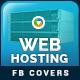 Web Hosting Facebook Covers - 2 Designs - GraphicRiver Item for Sale