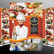 Restaurant Menu #4 - GraphicRiver Item for Sale