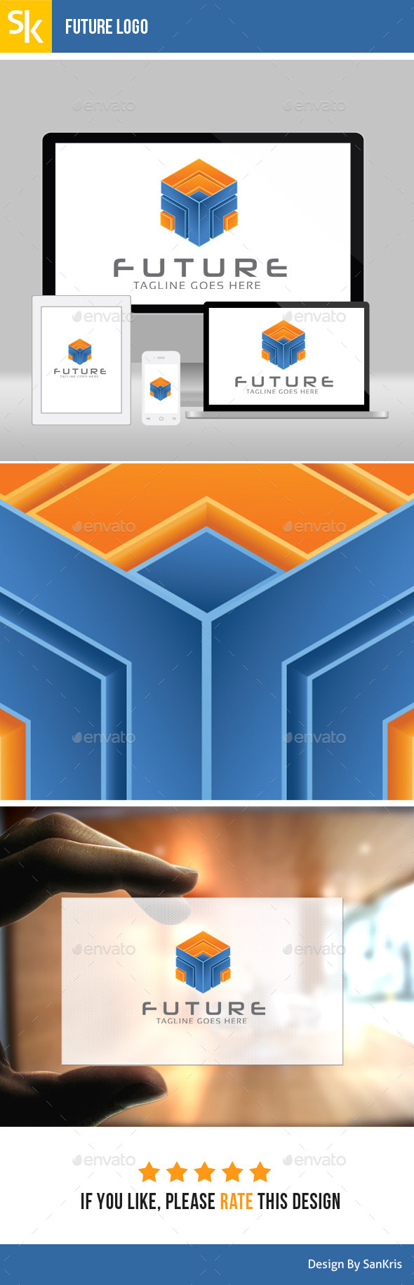GraphicRiver Future Logo 11482184