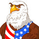 American Eagle  - GraphicRiver Item for Sale