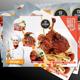 Restaurant Menu Horizontal #6 - GraphicRiver Item for Sale