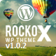 RockoX - Responsive One Page Parallax WP Theme - ThemeForest Item for Sale