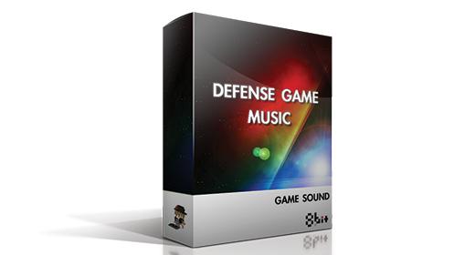Defense Game Music