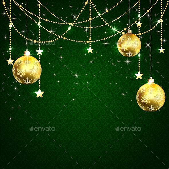GraphicRiver Christmas Decoration 11488619