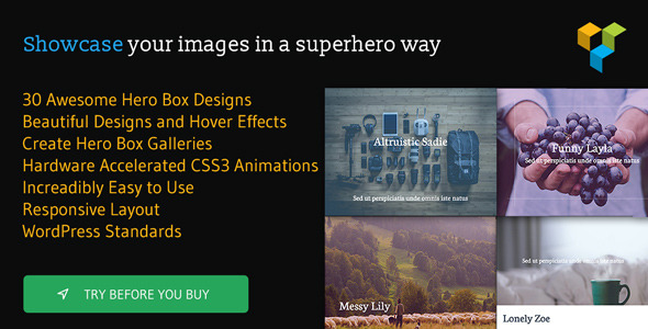 CodeCanyon Hero Boxes for Visual Composer 11489222