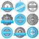 Guarantee Badges - GraphicRiver Item for Sale