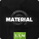 Material - Multipurpose HTML5 Business Template v1.1.4