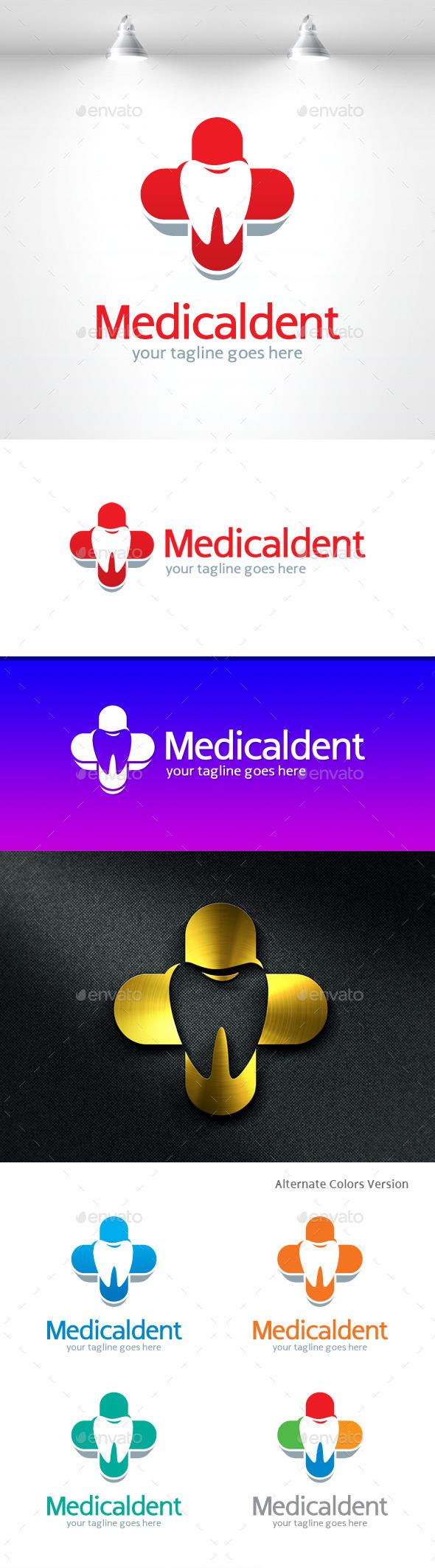 GraphicRiver Dental Logo 11490315