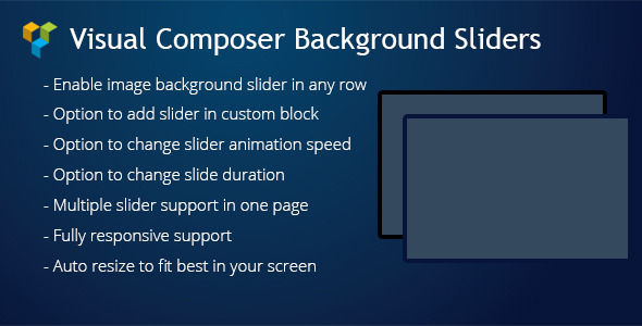 CodeCanyon Visual Composer Background Sliders 11491075