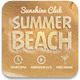 Summer Beach Facebook Cover - GraphicRiver Item for Sale