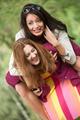 2 Happy girls - PhotoDune Item for Sale