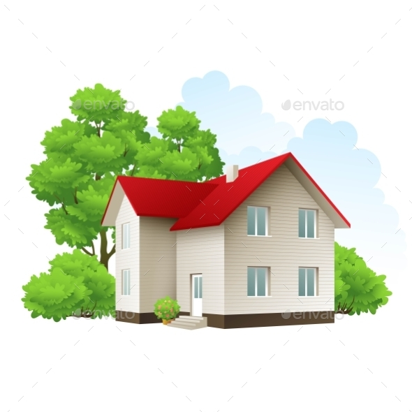 GraphicRiver House Icon 11491997