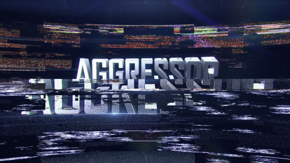 VideoHive Aggressor Cinematic Trailer 11492486