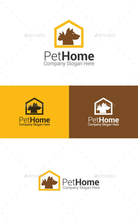 GraphicRiver Pets Home 11492908