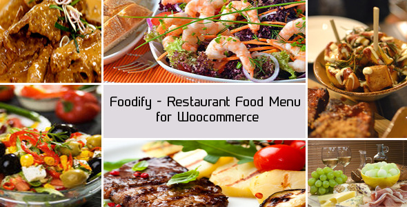 CodeCanyon Foodify Restaurant Food Menu for Woocommerce 11493327