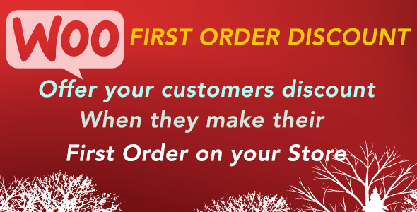 CodeCanyon WooCommerce First Order Discount 11493624