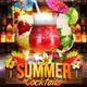 Summer Cocktails Flyer Template - GraphicRiver Item for Sale