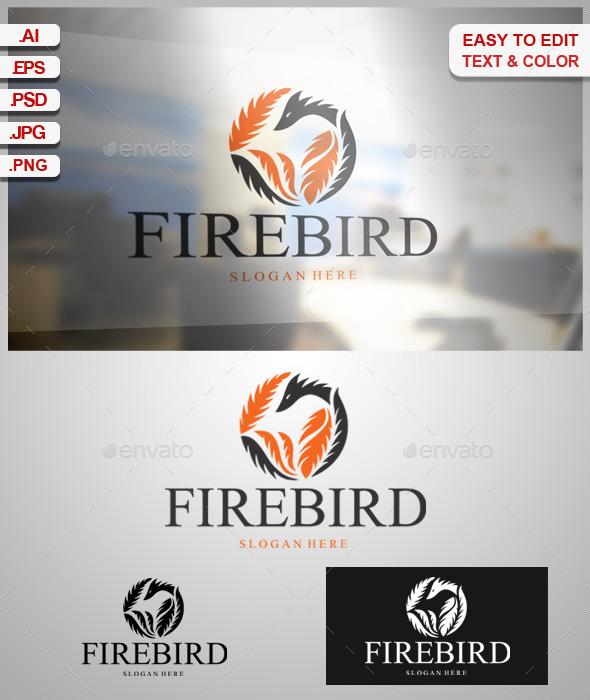 GraphicRiver Firebird 11494108