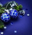 Christmas Border Card - PhotoDune Item for Sale